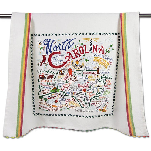 NORTH CAROLINA DISH TOWEL
