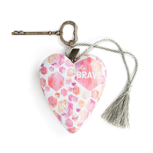 ART HEARTS -BE BRAVE