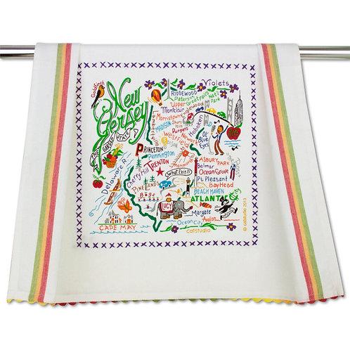 NEW JERSEY DISH TOWEL