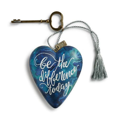ART HEARTS -BE THE DIFFERENCE