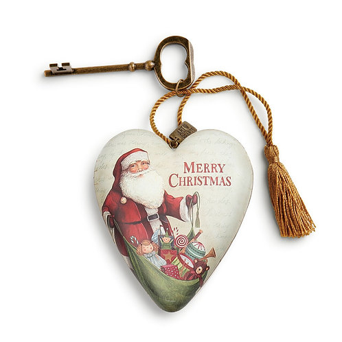 ART HEARTS - MERRY CHRISTMAS