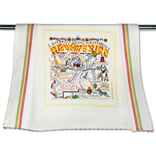 NEW MEXICO DISH TOWEL