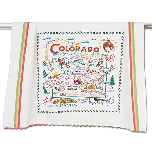 COLORADO DISH TOWEL
