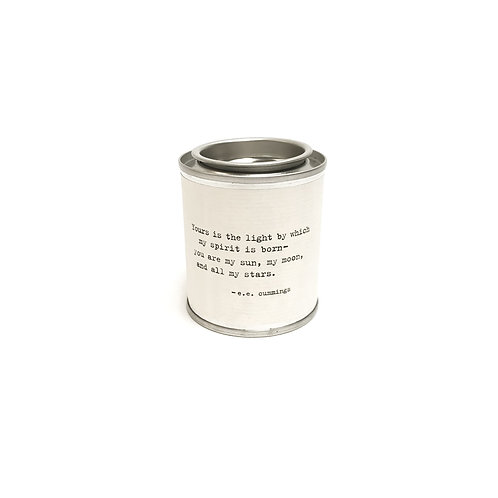 YOURS IS THE LIGHT VOTIVE CANDLE