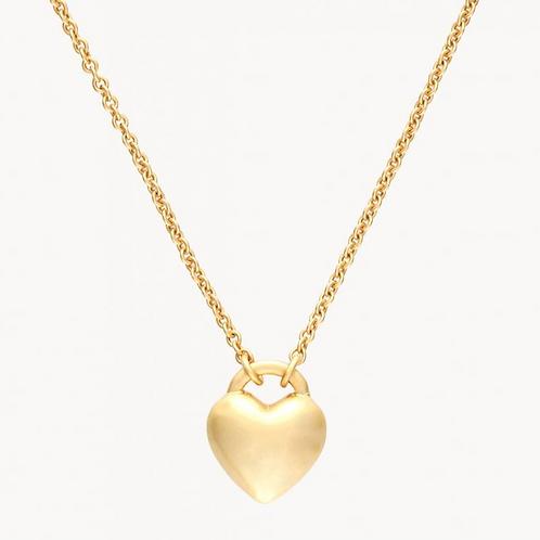 SEA LA VIE LOVE/HEART NECKLACE