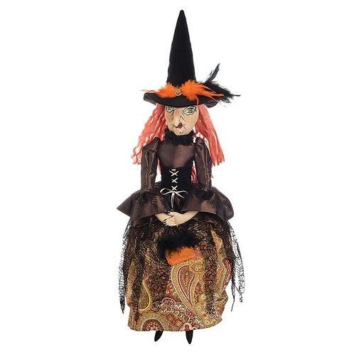 Elfreda Witch by Joe Spencer