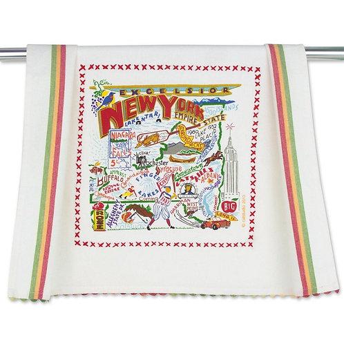 NEW YORK STATE DISH TOWEL