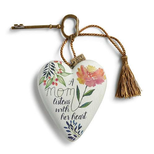 ART HEARTS - A MOM LISTENS
