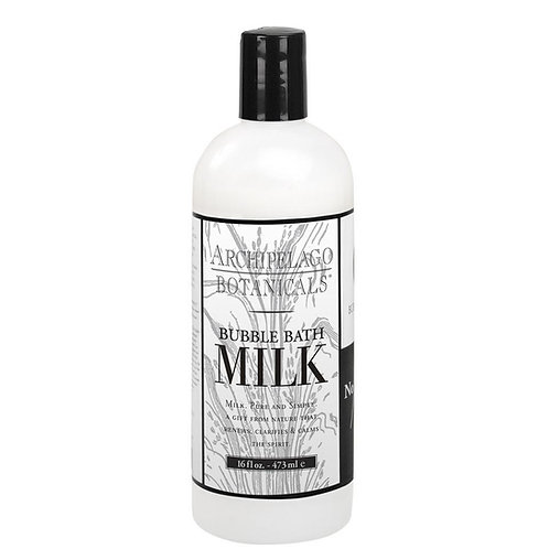 ARCHIPELAGO OAT MILK BUBBLE BATH 16OZ