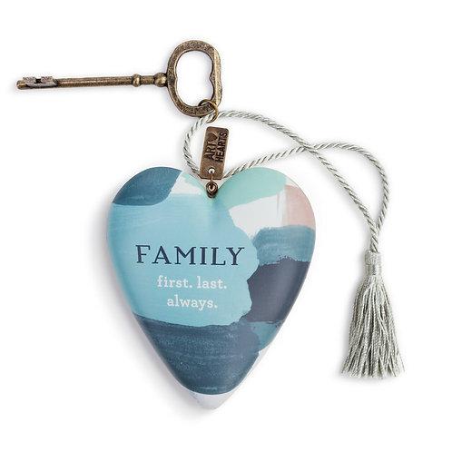 ART HEARTS -FAMILY ALWAYS
