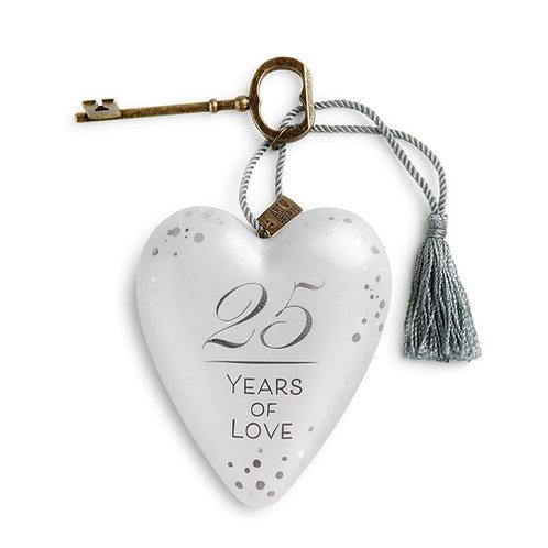 ART HEARTS - 25 YEARS OF LOVE