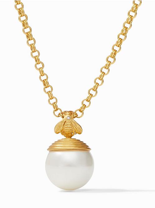 Bee Pearl Pendant