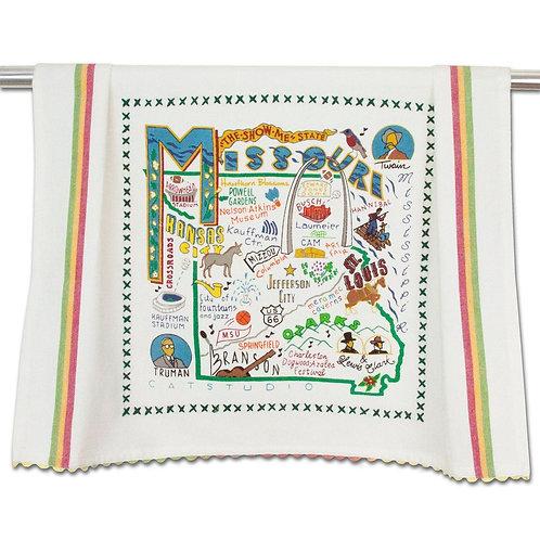 MISSOURI DISH TOWEL