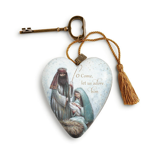 ART HEARTS - O COME LET US ADORE HIM