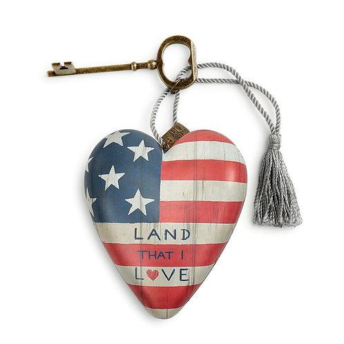 ART HEARTS -LAND THAT I LOVE