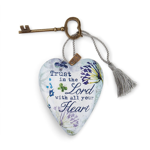 ART HEARTS - TRUST IN THE LORD