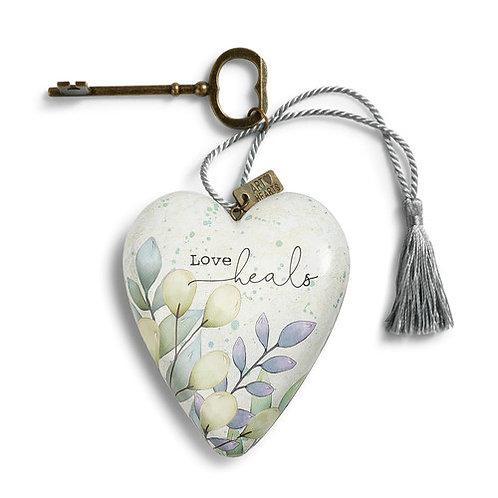 ART HEARTS -LOVE HEALS