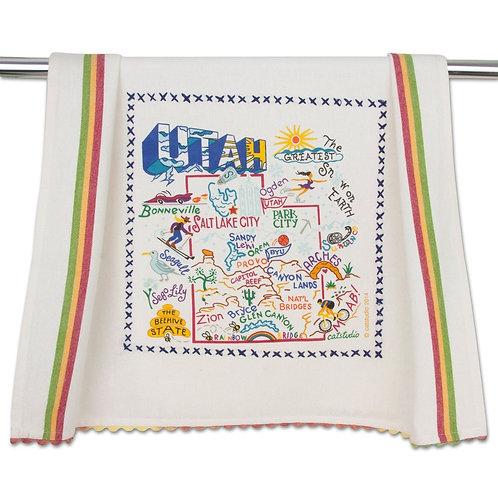 UTAH DISH TOWEL