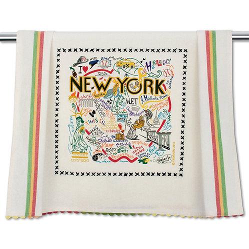 NEW YORK CITY DISH TOWEL