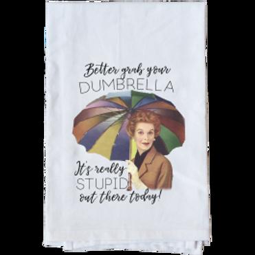 DUMBRELLA TOWEL
