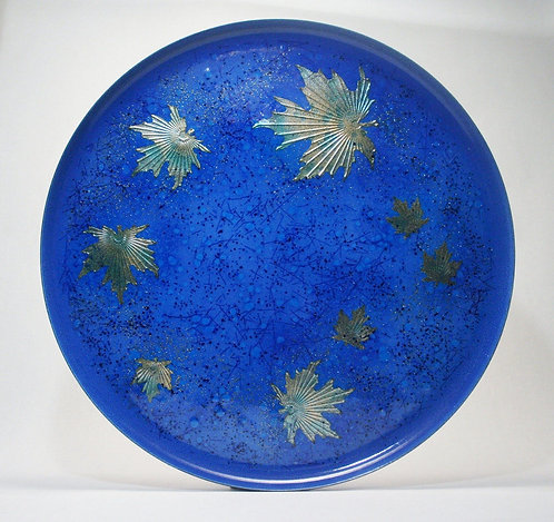 Curtis Jere Enameled Steel Serving Tray