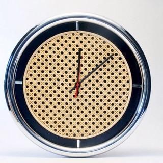 Retro 70s Wall Clock