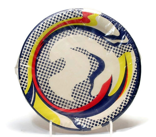 Roy Lichtenstein plates printed for Bert Stern