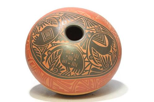 Laguna Pueblo Sally R Garcia Pottery New Mexico