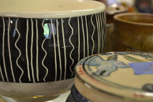 Sloveig Cox Pottery Bowl