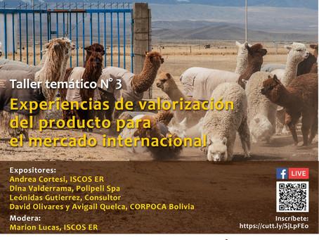 Seminario internacional sobre camélidos sudamericanos
