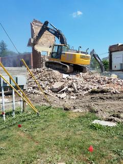 Middlebury Municipal Demolition