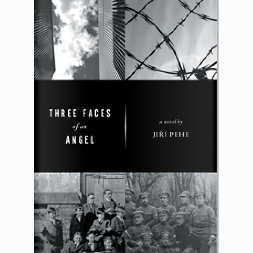 Three Faces of an Angel launch in Prague