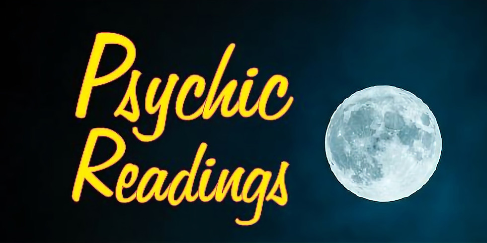 Psychic Readings at The Fleece Inn