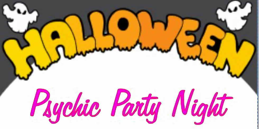 Halloween Psychic Party Night at Q Gardens