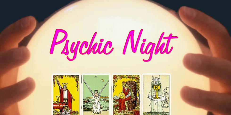 Psychic Night at Parnaby Tavern, Middleton, Leeds