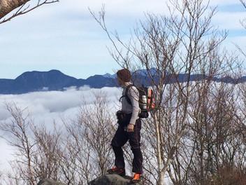山登り No2