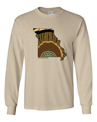 Missouri Turkey Pattern T-Shirt