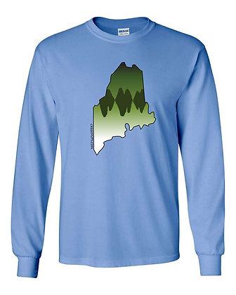 Maine Largemouth Bass Skin T-Shirt