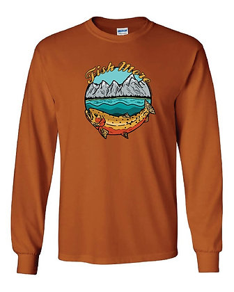 Cutthroat Trout Fish More T-Shirt