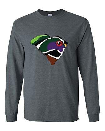 Wood Duck State Skin T-Shirts