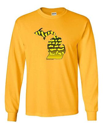Michigan Pike Skin T-Shirt