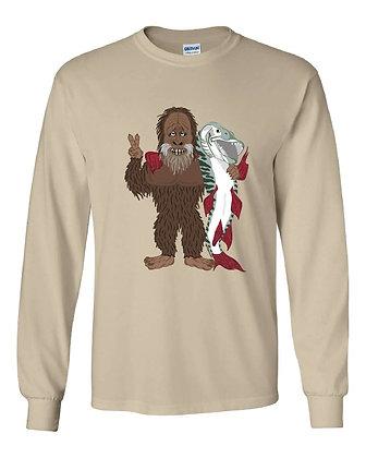 Bigfoot & Musky T-Shirt