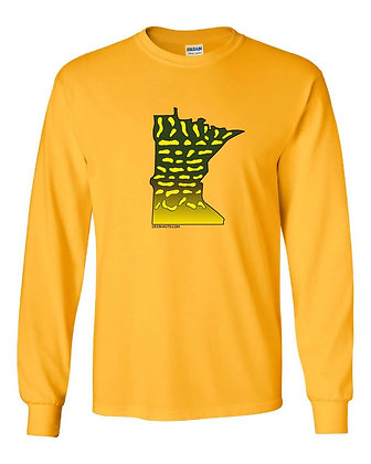 Minnesota Pike Skin T-Shirt