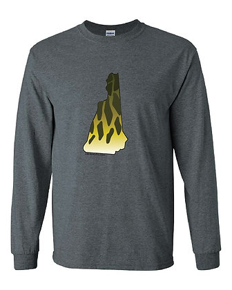 New Hampshire Smallmouth Skin T-Shirt
