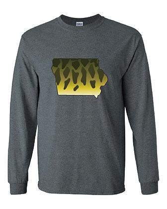Iowa Smallmouth Skin T-Shirt