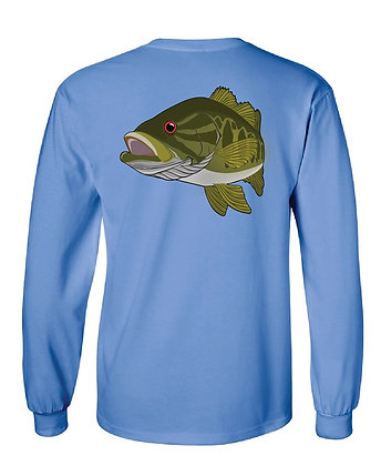 West Virginia Smallmouth Bass T-Shirt