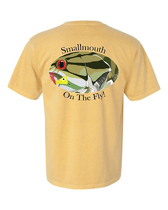 Smallmouth on the Fly! SS T-Shirt