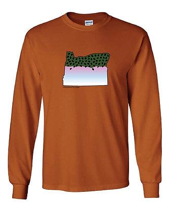 Steelhead State Skin T-Shirts