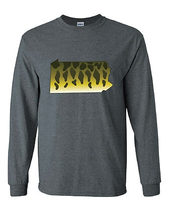 Pennsylvania Smallmouth Skin T-Shirt
