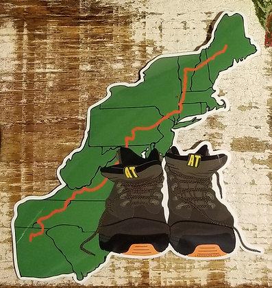 Appalachian Trail Hiking Boots